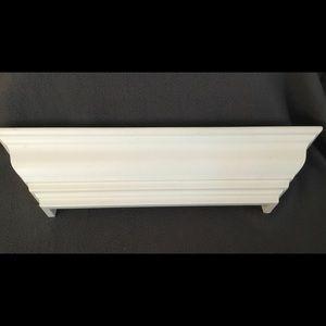 Crown Molding Floating shelf